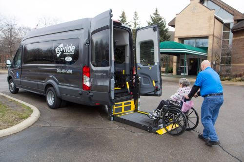 Ford takes on Uber and Lyft with its own medical transport service