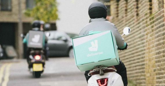 Uber is reportedly looking to buy Deliveroo to dominate the delivery biz in Europe