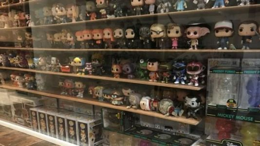 Funko Pop Collector's Wife Makes Him Sign a Contract Limiting Him to $30 a Week