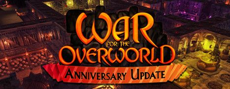 Daily Deal - War for the Overworld, 75% Off