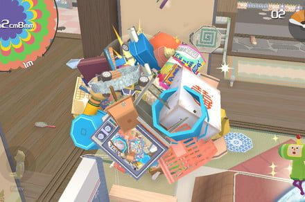 'Katamari Damacy Reroll' is pure gaming nirvana