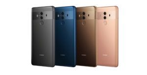 Here's a look at the Huawei Mate 10 and Mate 10 Pro