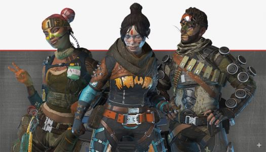 Apex Legends Season One Now Live