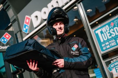 Domino's and IFTTT make getting takeout even lazier