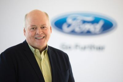 Ford's CEO wants to transform how people get around in cities - but not with robot cars