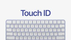IPad Pro (2021) can't use the Touch ID sensor on Apple's new iMac keyboard