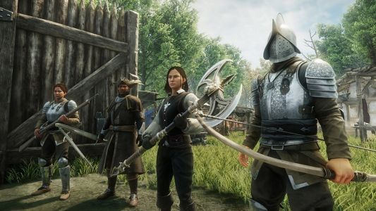 Amazon MMO New World reportedly bricking some GeForce 3090 graphics cards