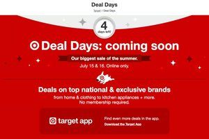 Target Deal Days preview: What to expect and a roundup of early Prime Day-rivaling discounts