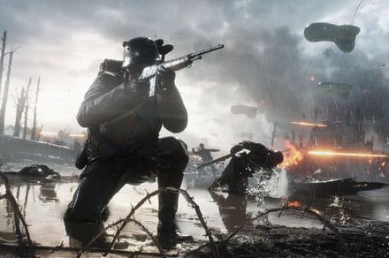 Prepare to fight: 'Battlefield V' could include a battle royale mode