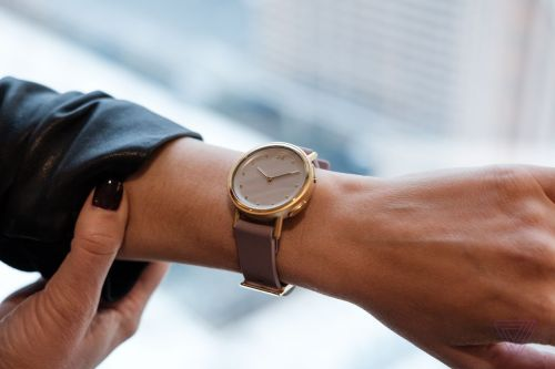 Misfit's newest hybrid watch, the Path, is now available