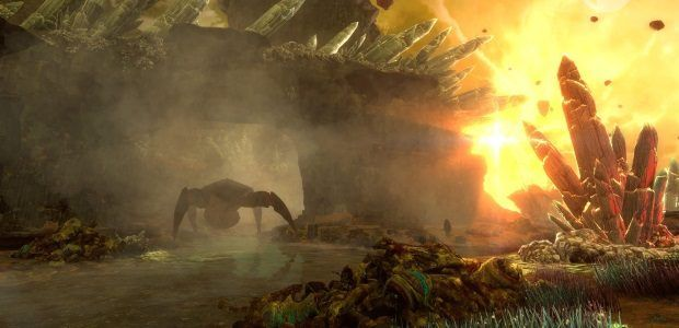 Black Mesa's vision of Xen is bigger, bolder & nearly done