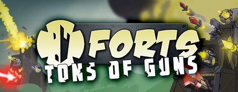 Daily Deal - Forts, 50% Off
