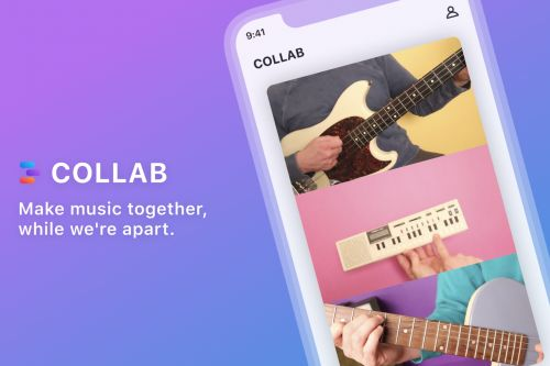 Facebook's latest TikTok-inspired app is a music-making platform called Collab