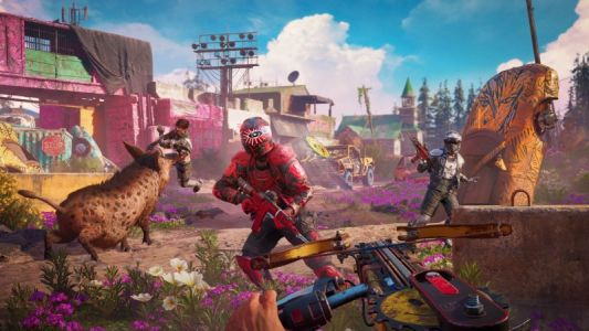 Ubisoft Announces Post-Apocalyptic Far Cry New Dawn