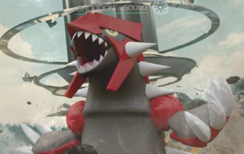 Pokemon Go's first Gen 3 Legendary appears but only for a month