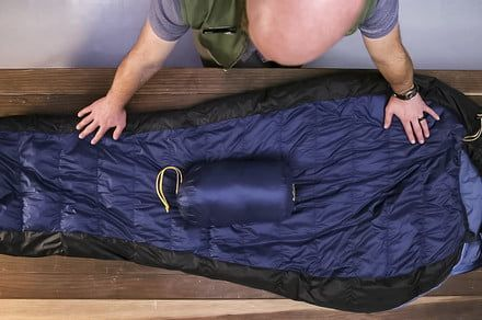 Stay toasty and lightweight in the best backpacking sleeping bags you can buy