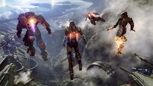 Anthem's VIP demo lets you try the game early on January 25