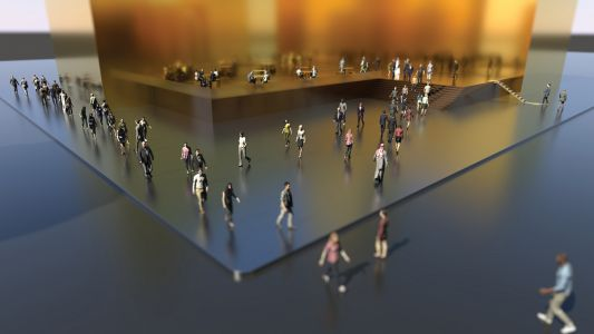 Create complex crowd scenes easily with Anima