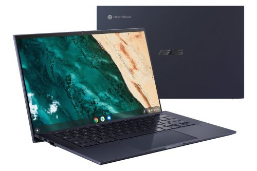 Asus' new premium Chromebooks are now available starting at $749.99