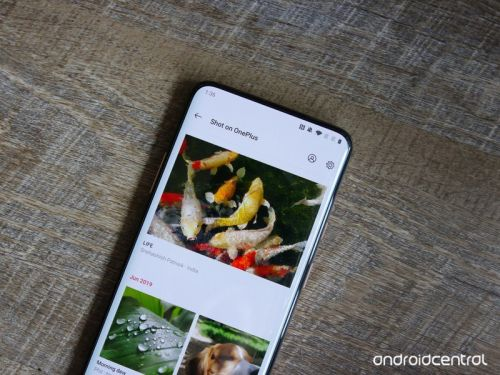 Shot on OnePlus app reportedly leaked hundreds of users' emails
