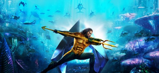 AQUAMAN Is The Best Movie In The DC Extended Universe! One Minute Movie Review