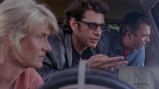 This Video Will Bring You Up To Speed On Everything That's Happened In The First Four JURASSIC PARK Films