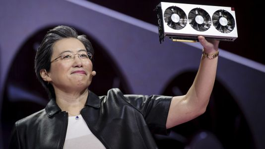 New AMD graphics cards will arrive before the PS5 and Xbox Series X