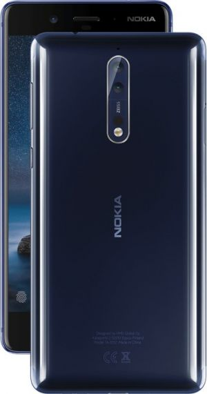 Nokia 8 receiving October Android Security update now