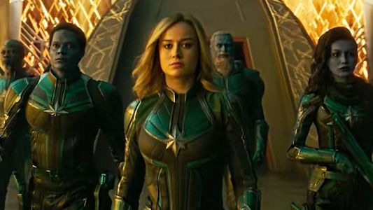 The First Reactions to CAPTAIN MARVEL Have Flooded in and Critics Are Loving It