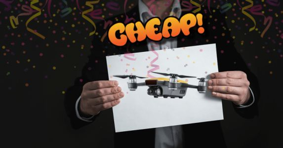 CHEAP: A bird? A plane? NO - it's 56% off a DJI Spark Drone