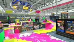 Nintendo's massive Splatoon 2 winter update adds new game mode and stages
