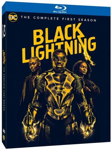 'Black Lightning' Season 1 Blu-ray and DVD Release Date and Details