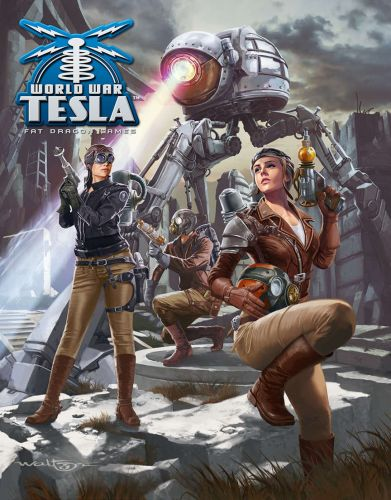 Fat Dragon Games Releases World War Tesla Starter Set