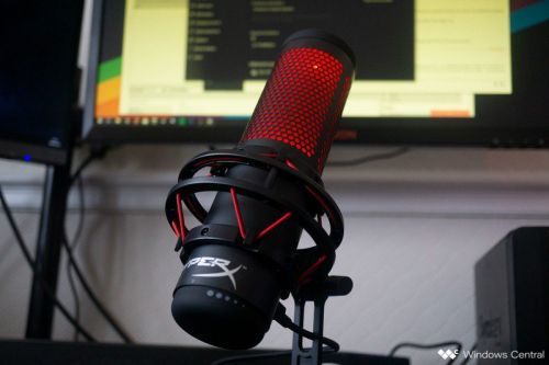 This HyperX mic is great for gaming and streaming