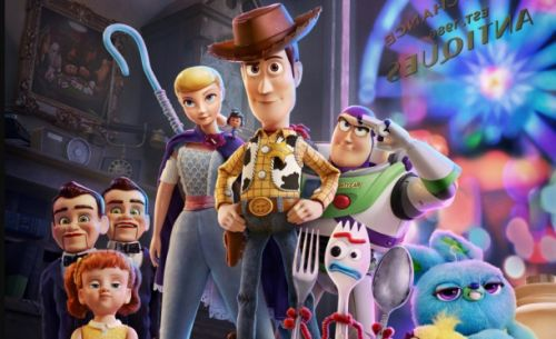 8 new trailers from this past week: Toy Story 4, Terminator, Spider-Man, and more