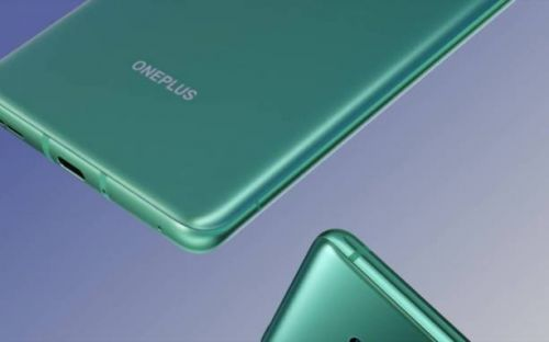OnePlus 8 design and Glacial Green color officially revealed