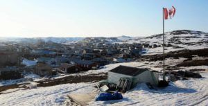 The City of Iqaluit will soon get a data hub