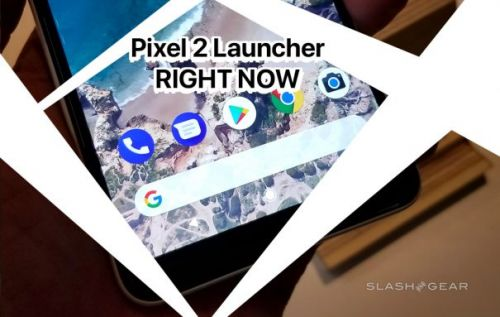 Pixel 2 launcher APK download works on older Androids