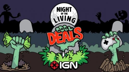 Geek Deals: Save Big on Games and Gear with the Night of the Living Deals