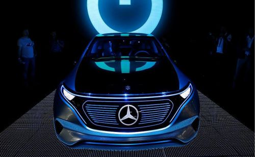 Mercedes-Benz spends $1 billion to make EVs at Alabama plant