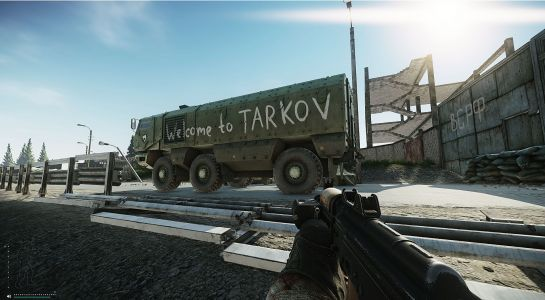 The joy of playing Escape From Tarkov in single player