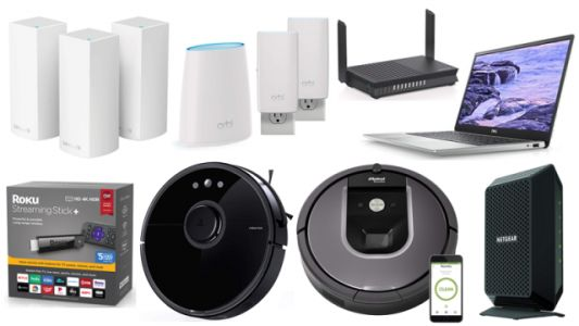 ET Deals: Amazon Renewed Roomba 960 Only $320, Extra $120 Off Roborock S5, Up to 50 Percent Off Networking Devices From Linksys, Netgear, TP-Link