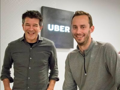 Uber's ex-CEO knew a self-driving car engineer had Google's data long before it bought his company, Waymo says