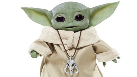 Deals: Preorder Star Wars Baby Yoda Animatronic Edition, Borderlands 3 for $20
