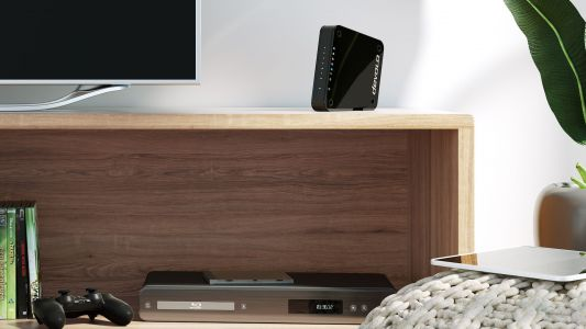 Get giga-fast WiFi speeds with the devolo GigaGate network booster