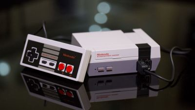 NES Classic Edition is available in 6 bundles on ThinkGeek right now