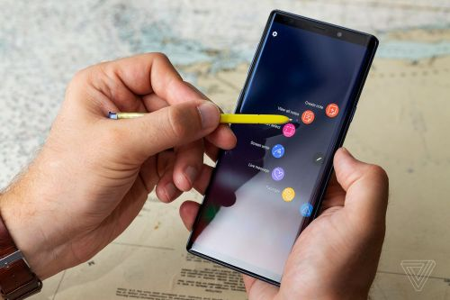 Samsung's Galaxy Note 9 drops to $799 in time for Black Friday 2018