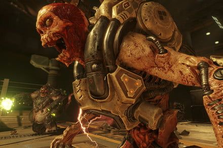 'Doom' Nintendo Switch update finally adds motion controls