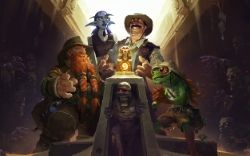 Learn the basics of Hearthstone with our Starter Guide