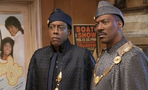 'Coming 2 America' Review: Welcome Back, Old Friends